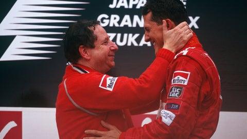 43. 2000 Japanese GP