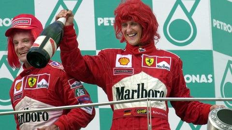 44. 2000 Malaysian GP