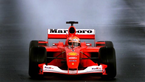 46. 2001 Malaysian GP