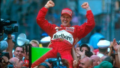 48. 2001 Monaco GP