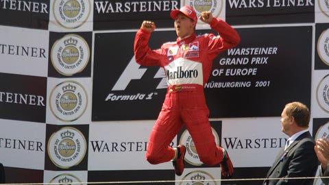 49. 2001 European GP