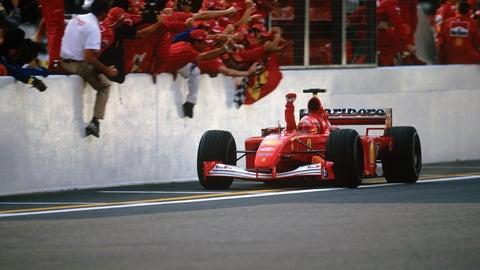 53. 2001 Japanese GP