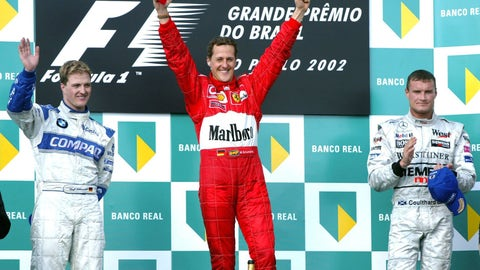 55. 2002 Brazilian GP