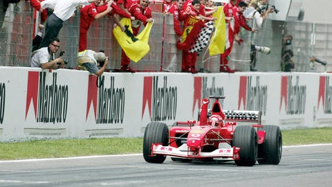 57. 2002 Spanish GP