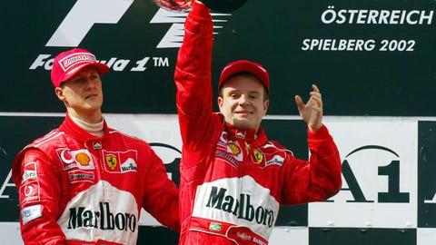 58. 2002 Austrian GP