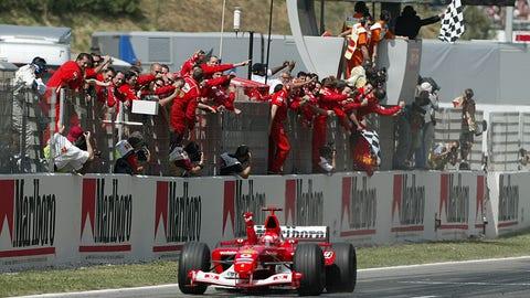 66. 2003 Spanish GP
