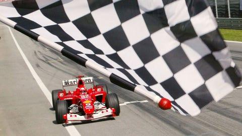 67. 2003 Austrian GP