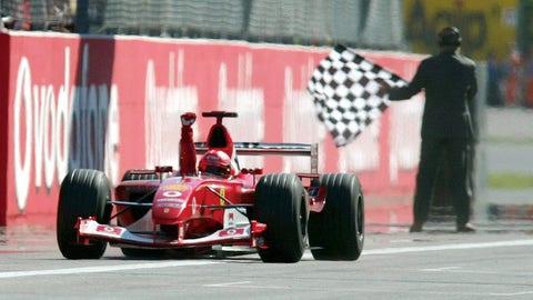 69. 2003 Italian GP