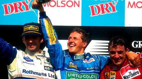 7. 1994 Canadian GP