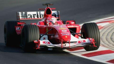 75. 2004 Spanish GP
