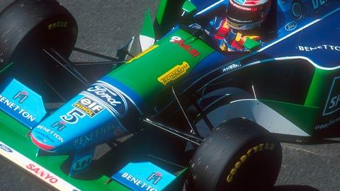 8. 1994 French GP