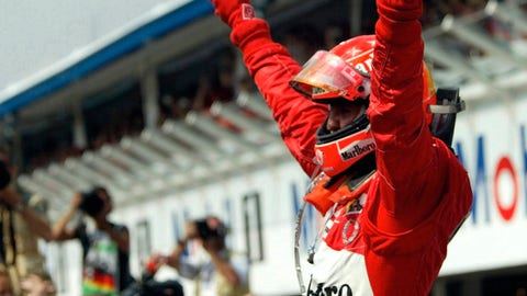 81. 2004 German GP