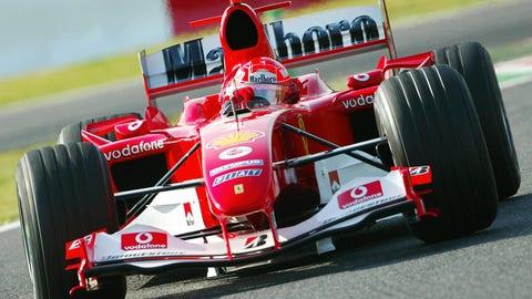 83. 2004 Japanese GP