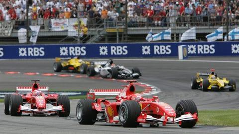 84. 2005 United States GP