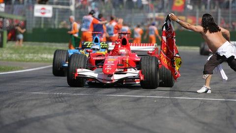 85. 2006 San Marino GP