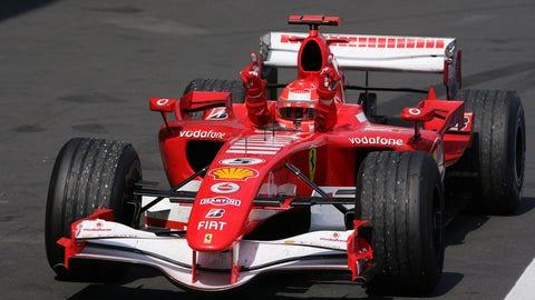 86. 2006 European GP