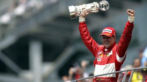 86. 2006 United States GP
