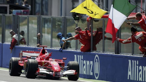 88. 2006 French GP