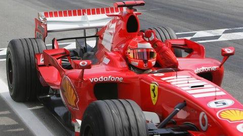 89. 2006 German GP
