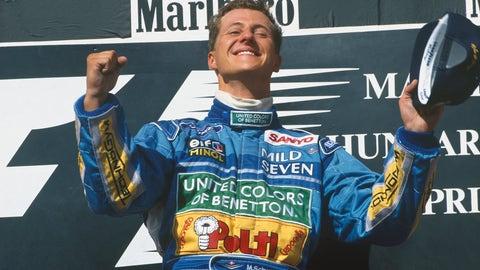 9. 1994 Hungarian GP