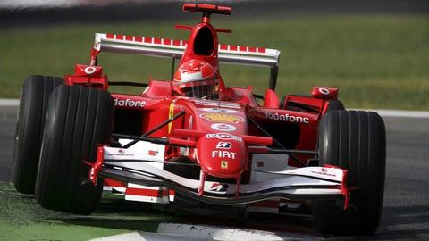 90. 2006 Italian GP