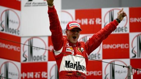 91. 2006 Chinese GP