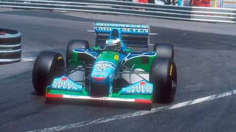 1994 - Benetton B194 Ford