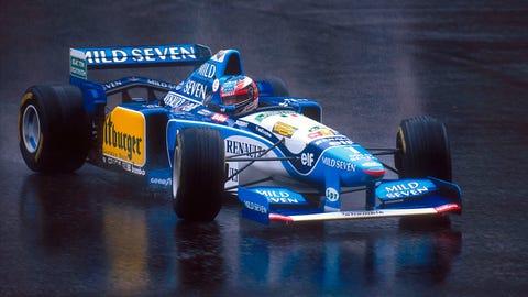 1995 - Benetton B195 Renault