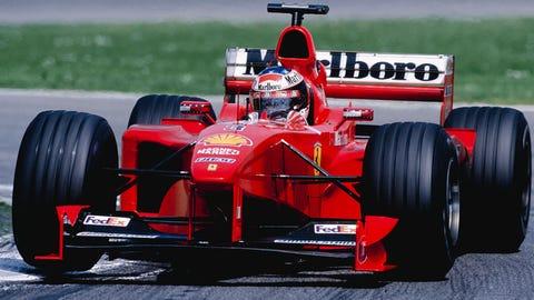 1999 - Ferrari F399