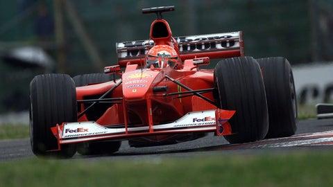 2000 - Ferrari F1-2000