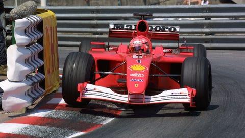 2001 - Ferrari F2001