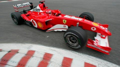 2002 - Ferrari F2002