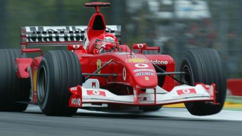 2003 - Ferrari F2003-GA