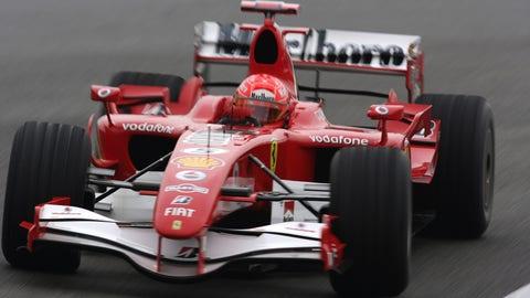 2006 - Ferrari 248 F1