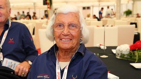 Maria Teresa de Filippis, F1 driver, Nov. 11, 1926-Jan. 8, 2016