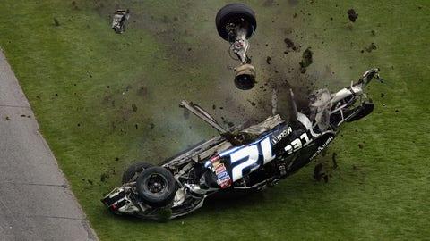 Ryan Newman – 2003 Daytona