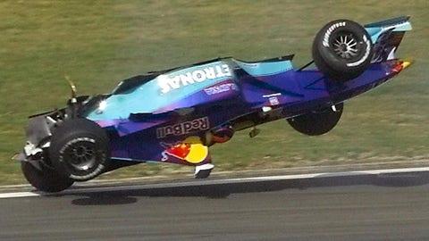 Pedro Diniz – 1999 Nurburgring