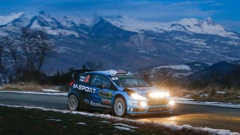 2016 Monte Carlo Rally