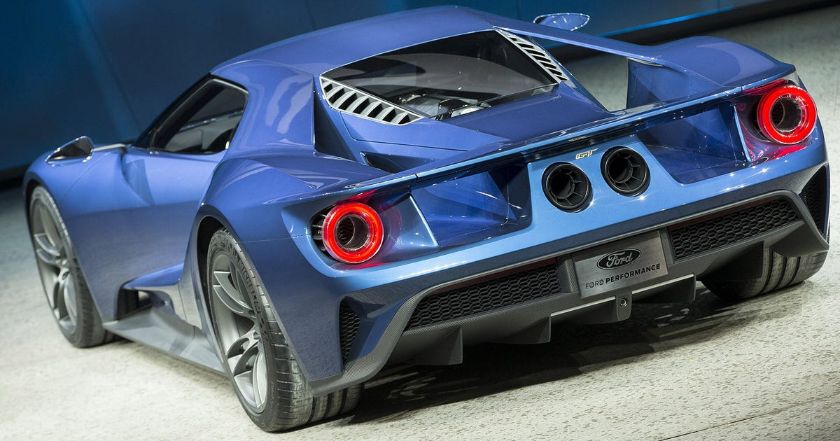 You Have To Meet Multiple Qualifications To Get A New Ford Gt Fox Sports