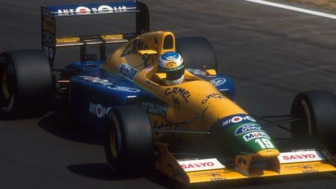 1991 - Benetton B191 Ford
