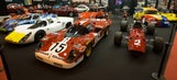 Sights from the 2016 Retromobile Show