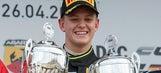 Mick Schumacher steps up in Formula 4
