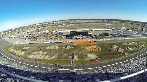 Daytona International Speedway (Daytona, FL)
