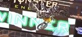 Massive opening-lap wrecks help Roczen, Hill take Toronto Supercross
