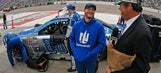 Michael Waltrip offers wrecked race car for Dale Earnhardt Jr.'s collection