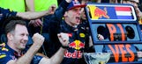 Even Max Verstappen was surprised he won Sunday's F1 race