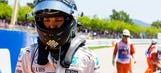 Nico Rosberg says he was surprised Lewis Hamilton went for the pass