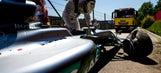 Lewis Hamilton 'took the blame' for Mercedes crash, says Niki Lauda