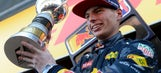 Max Verstappen shares message with fans on Instagram after F1 win