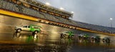 Updated: Rain expected to impact Friday's NASCAR action in Charlotte